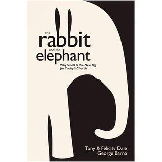 Rabbit and Elephant